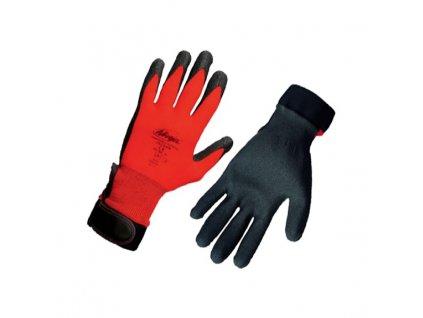 Polomáčané nylonové pracovné rukavice - JACDAW
