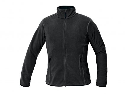 Dámska flísová bunda GOMTI čierna
