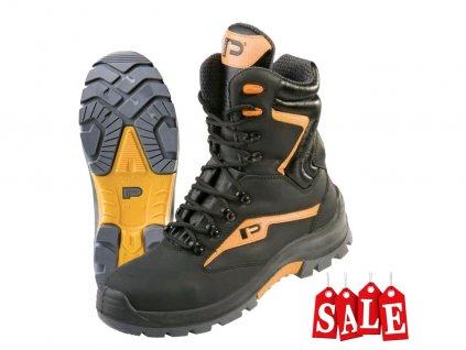 Bezpečnostná vysoká obuv PANDA EXTREME S3 TECTOR - dopredaj