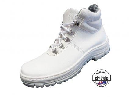 Bezpečnostná členková obuv SECURA HYDRA 91 255 S2 biela
