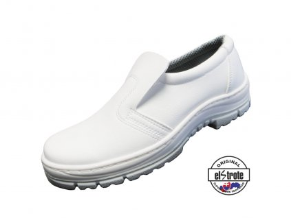 Bezpečnostné poltopánky SECURA HYDRA 91 275 S1 biele