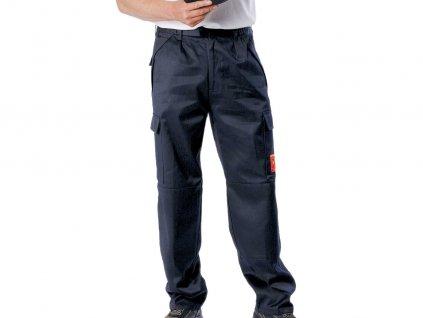 Antistatické nohavice do pása s nehorľavou úpravou COEN