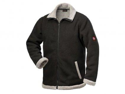 Hrubá flísová bunda NORLAND - dopredaj