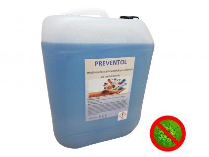 Dezinfekčné tekuté mydlo PREVENTOL 1l
