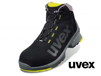 Bezpečnostná členková obuv UVEX S2 SRC 8545