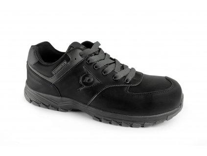 Bezpečnostná komfortná obuv DUNLOP FLYING ARROW AIB S3 čierna