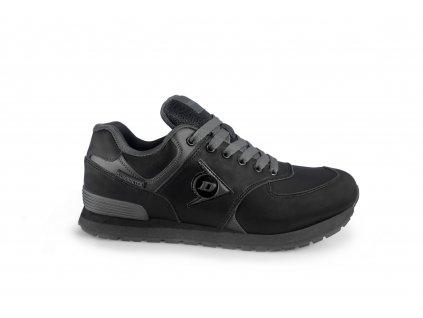 Pracovná komfortná obuv DUNLOP FLYING WING AIB O3 čierna