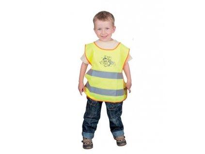 Detská reflexná vesta ARDON®ALEX žltá