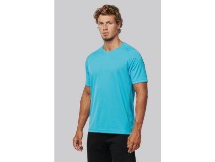Pánske športové tričko krátký rukáv