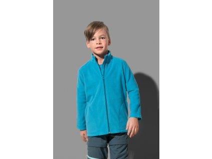 Detská fleecová mikina Active - Výpredaj