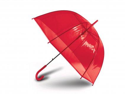 Priehľadný dáždnik