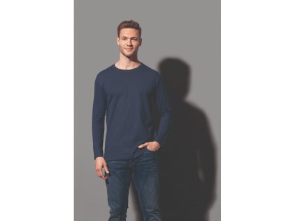 Pánske tričko Comfort-T dlhý rukáv