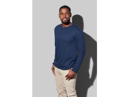 Pánske tričko Classic-T dlhý rukáv