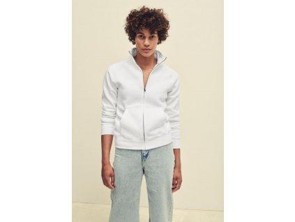 Dámska tepláková mikina Lady-Fit Premium Sweat Jacket