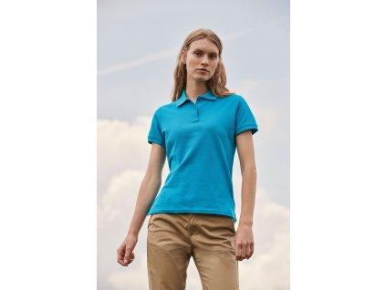 Dámska polokošeľa Lady-Fit Premium Polo