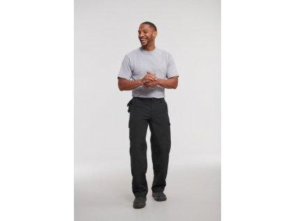 Pánske pracovné nohavice Heavy Duty stredné