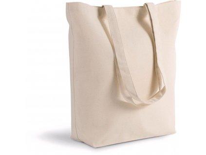Nákupná taška z bio organickej bavlny