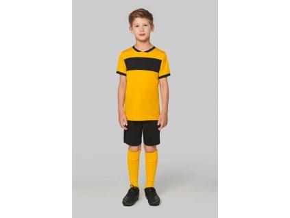 Detský dres - tričko kr.rukáv