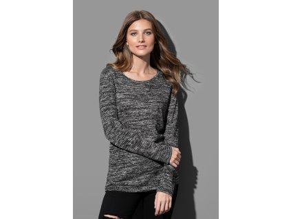 Dámský ľahký úpletový sveter - Výpredaj