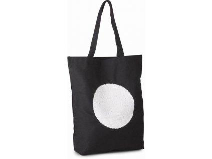 Nákupná taška s flitrami Sequin