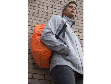 Ochrana batohu proti dažďu - stredná 30/50 l