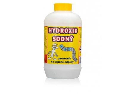 Čistič odpadov Hydr. sodný/lúh, 1kg