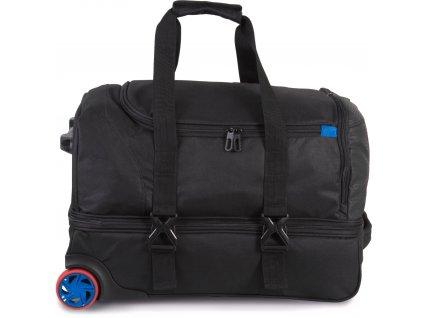 Taška na kolieskach s výsuvnou rukoväťou