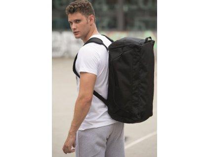 Taška konvertibilná na batoh