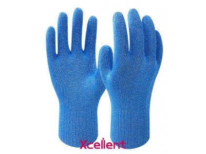 Protiporezové potravinárske pracovné rukavice XCELLENT 12-260