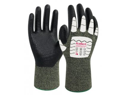 Revolučné zváračské špeciálne rukavice XCELLENT X-007