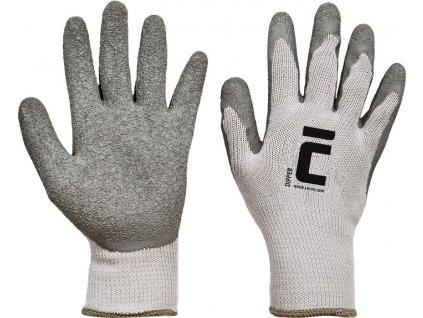 Máčané latexové rukavice DIPPER
