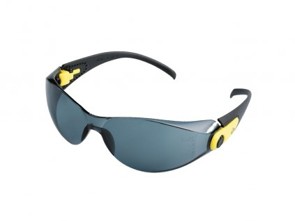 Ochranné pracovné okuliare FINNEY dymové