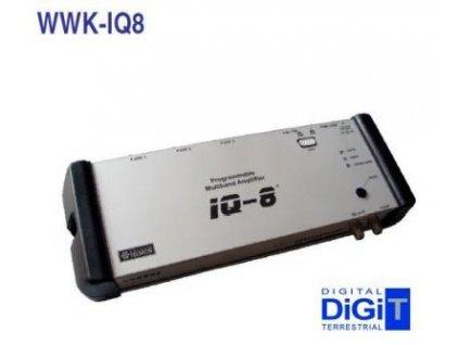 Inteligentné multi-pásmový zosilňovač Telmor WWK-IQ8