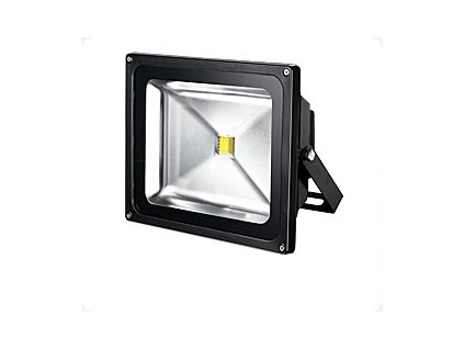 MAXLED Reflektor FL 20W teplý biely, AC 230V