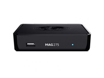 MAG 275 HYBRID IPTV SET TOP BOX DVB-C/T/T2
