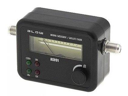Sat finder indikátor satelitného signálu BLOW ASF01