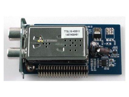 Tuner DVB-T2/C pre FORMULÁR F1