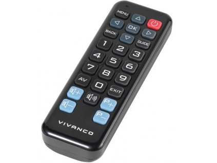 Vivanco Dialkové ovládanie pre TV LG RR130 /39285/