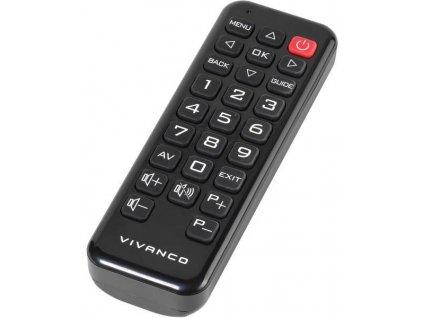 Vivanco Dialkové ovládanie pre TV Panasonic RR170 /39288/