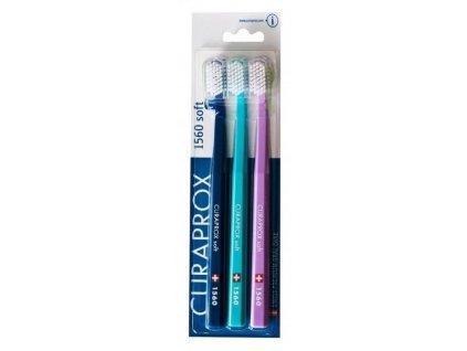 CURAPROX CS1560 soft 3pack