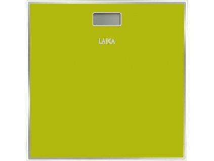 Laica digitální osobní váha zelená PS1068E