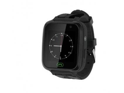 Chytré hodinky SmartKid Kruger &Matz, čierna