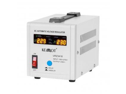Stabilizátor napätia KEMOT SER-500