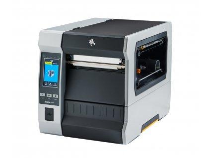 TT ZT620, 6'', 300 dpi, LAN, BT, USB, Tear, RFID, colour touch display