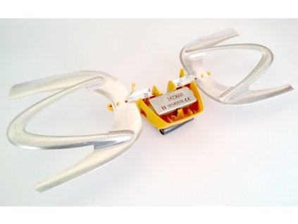 Náhradné DIPOL a zosilňovač pre TELEVES DAT HD BOSS 700/790 LTE