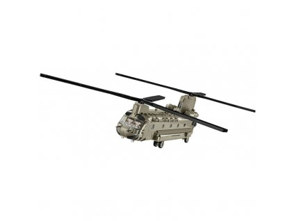 Stavebnica Armed Forces CH-47 Chinook, 1:48, 815 k