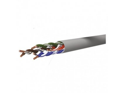 Datový kábel UTP CAT 5E CCA PVC, 305m