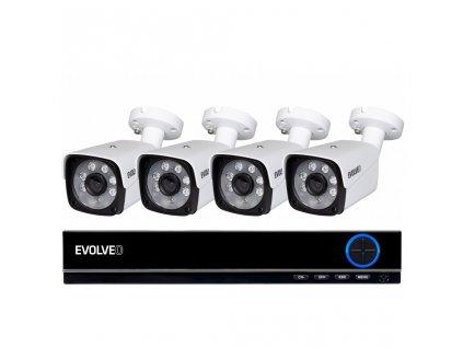 EVOLVEO Detective DV4, DVR kamerový systém