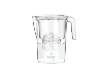 Filtrační konvice BWT Vida 2,6 l bílá + 1 filtr