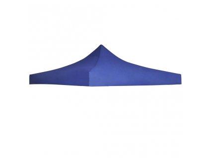 Multidom Strecha na párty stan 3x3 m modrá